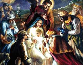 SOLEMNITY OF THE EPIPHANY OF THE LORD